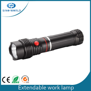 1LED 3W COB extensible Led luz de trabajo