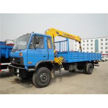 DFAC 4X2 XCMG Truck Mounted Crane 7 Ton Truck Cranes