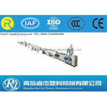 Estirador plástico tubería de HDPE de venta caliente (tiempo de la garantía de un año)