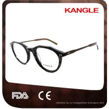 Новый стиль желтые рамки считывания очки с хорошим ценой