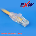 Simplex 9/125um FC/APC-FC/APC Optic Fiber Patch Cable In FTTX+LAN System