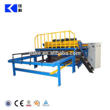 Le meilleur prix Usine de machine de fabrication de fil de grillage en acier de Rebar