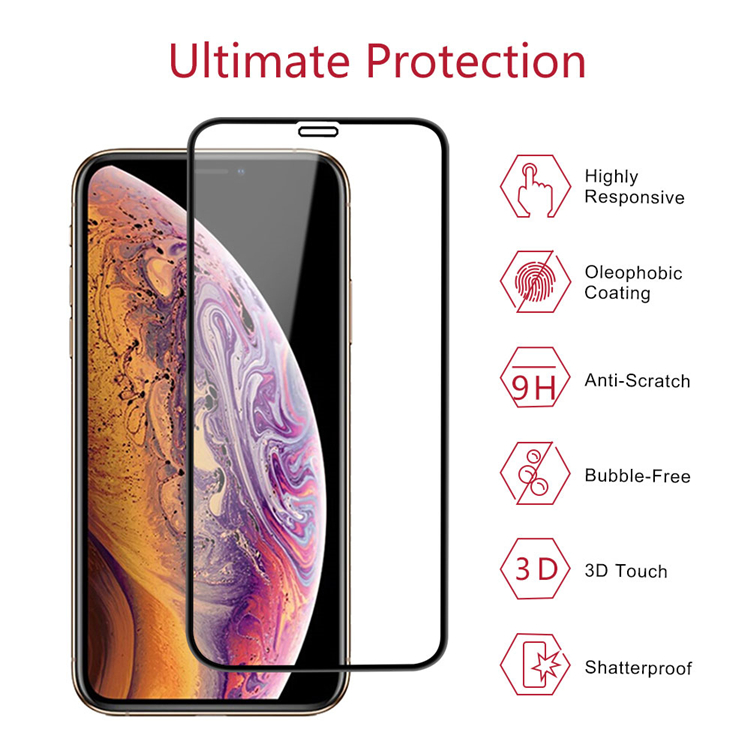 IPhone XS Plus Screen Protector