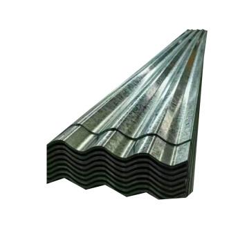 Оцинкованная листовая гофрированная плита Gi Corrugated