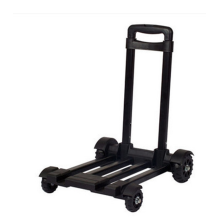 China for China Hand Lift Table,Foot-Operated Scissor Lift Table,Hand Crank Lift Table Manufacturer High quality Four rounds Folding luggage cart export to Saint Vincent and the Grenadines Suppliers
