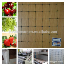 Plastic agriculture anti insect net machinery