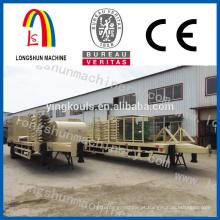 Eletric PLC controle ar arco máquina de construção automática