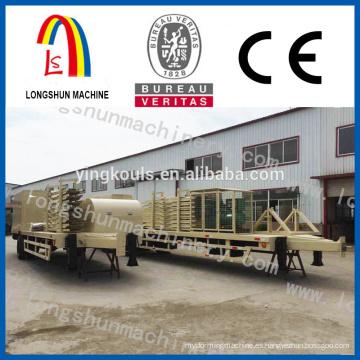 Eletric PLC control de arco de acero máquina de construcción automática