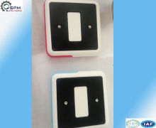 custom made assembly electronic plastic case mold