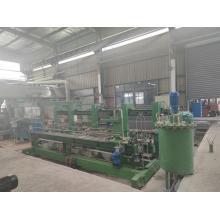 Équipement de centrifugeuse de tuyau de fonte