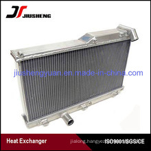 All Aluminum Plate Oil Heat Exchanger Radiator For Replacement