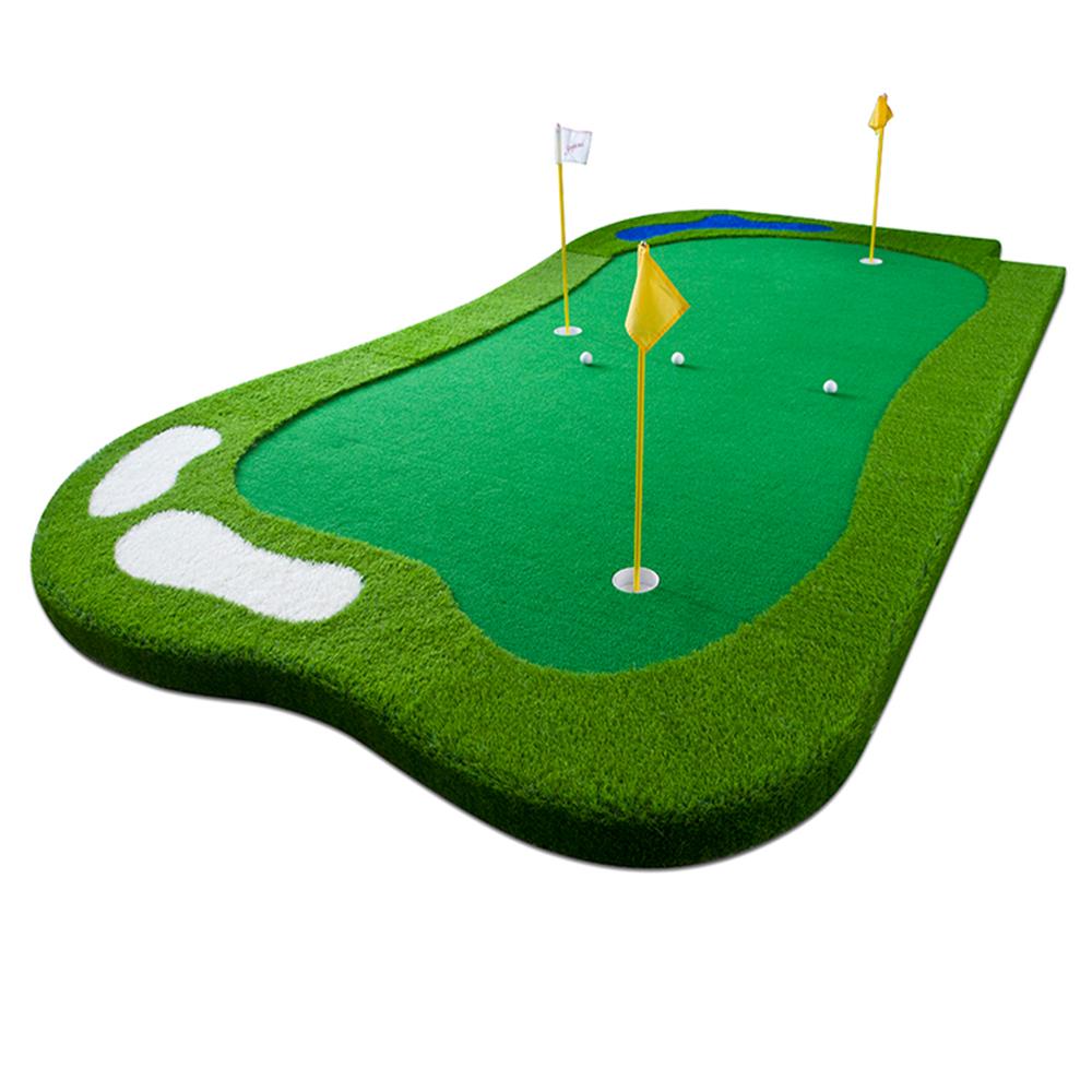 picture of golf mini course