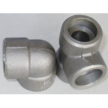 SOCKET CARBON STEEL A105 الكوع