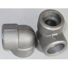 Encaixe de tubulação de cotovelo cobre os encaixes de bronze