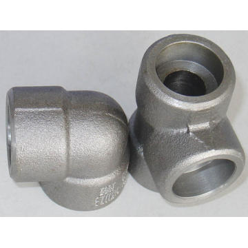 High quality cast iron 60 degree elbow pipe fitting