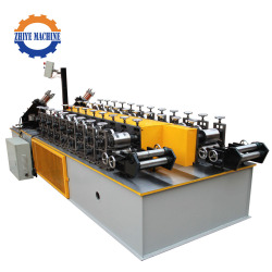 Botou High Efficiency PPGI Cross Tee Grid Making Machine