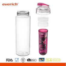 Tritan Water Bottle With Infuser, Tea/ Fruit Infuser