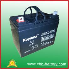 Batería del plomo AGM de 12V 33ah para la silla de ruedas eléctrica