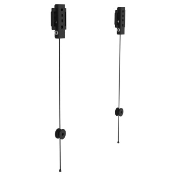 Extremely Low Profile Articulating Mounts (PSW531F)