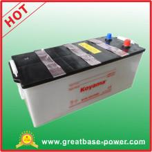 Bateria acidificada ao chumbo 12V170ah do fuzileiro naval / barco / navio / caminhão / trator