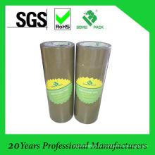 Grade una cinta adhesiva para embalaje BOPP marrón UK 42mic * 48mm * 66m