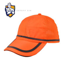 CE standard industrial safety head protective ABS insert vented working bump caps