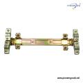 Fechamento impermeável da tala do cabo de fibra ótica PGFOSC1020