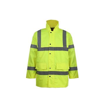 100% poliéster leve impermeável jaqueta