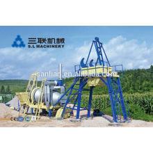 40t/h Mobile Asphalt Mixing Plant