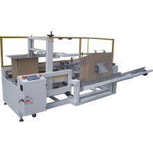 Selladora automática de caja de alta velocidad y empaquetadora de cartones