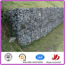 (Professional manufacturer, best price and good quality) Gabion Wire Mesh Manufacturers (Jh-G08)