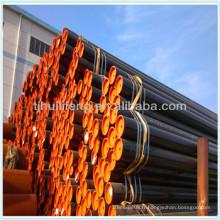 Tube en acier inoxydable de 28 pouces revêtu de 3PE