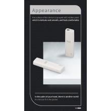 Sip White for Heat-Not-Burn Stick E-cigarette Device