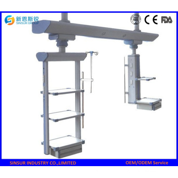 China Supply Surgical Wet and Dry Workstation Medical Pendant