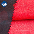 Poliéster Camuflaje Impreso Cepillo Tricot Tejido Textil