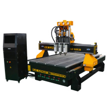 Jinan 1325 3 Spindles Ncpm95A-3L Control System Woodworking Machinery for Wood Furniture Making