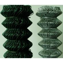 ПВХ покрытием Загородки звена цепи в 50-70мм