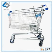 180L China-Made Asien Einkaufswagen mit großer Kapazität