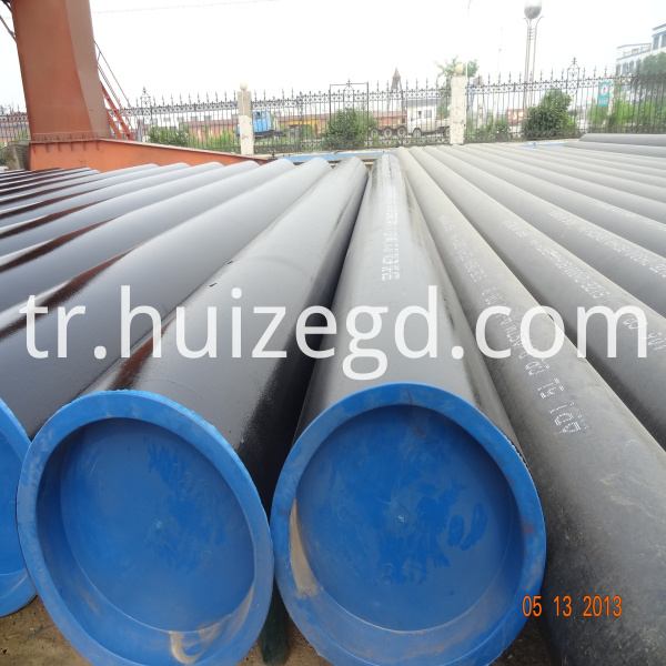 Seamless Steel Pipe API 5L