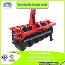 Equipo de agricultura Paddy Disc Alow for 4 Wheel Tractor