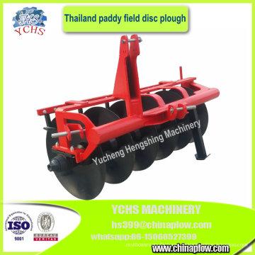Paddy Field Dicc Pflug für Südostasien Markt