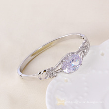 Fashion Jewelry Gemstone Bangle Bracelet (50544)