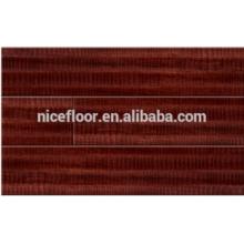 Red Tuan Piso de madeira dura FAN revestimento de madeira Longan Melhor Preço