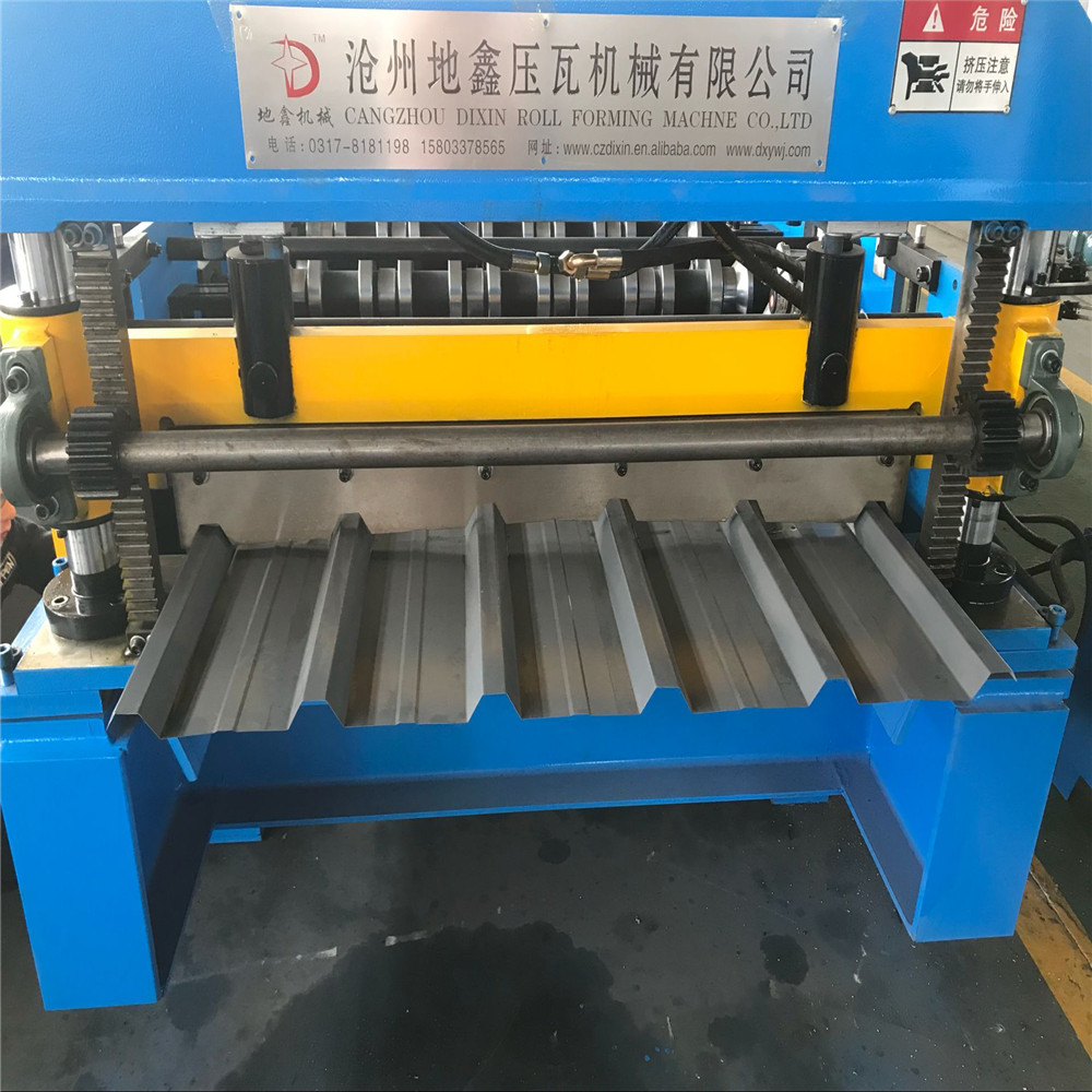 Steel Galvanized Machine