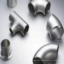 Codo de acero inoxidable fundido (colada de precisión)