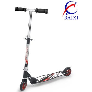 Patinete de patinete plástico de 2 ruedas (BX-2MBC125)
