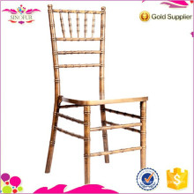 customized color fruitwood chivari chair
