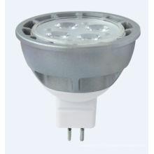 Lámpara de proyector de SMD LED MR16 2835SMD 4. W 280lm AC/DC12V
