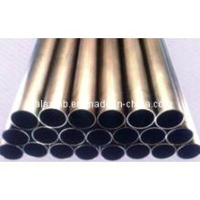 ASTM B 338, titanio Gr7 tubo soldado con autógena