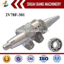 ShuaiBang Custom Made Wholesale Gasoline Fire Water Pump Crankshaft